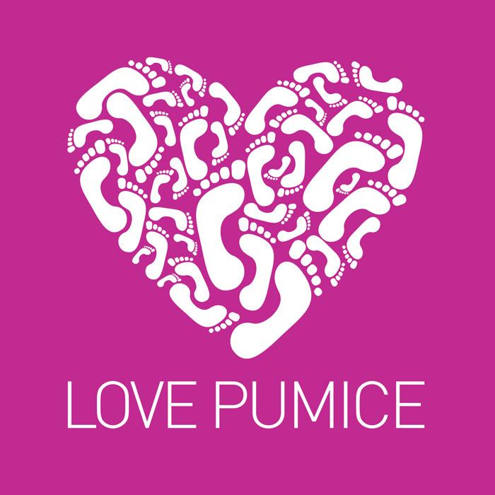 LOVE PUMICE®