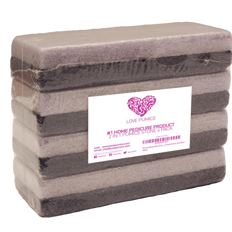 LOVE PUMICE® 4 Pack