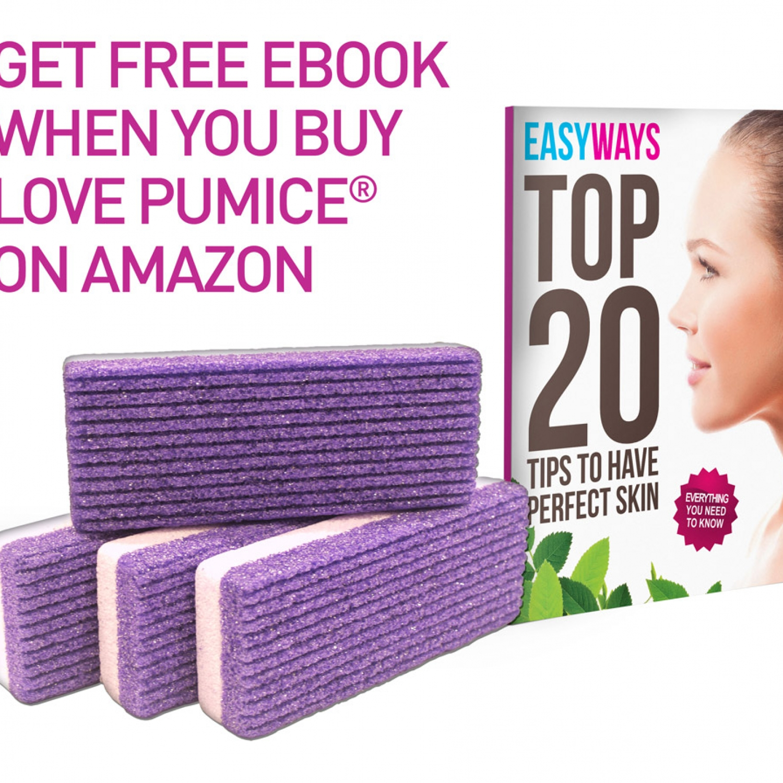 LOVE PUMICE® Free eBook